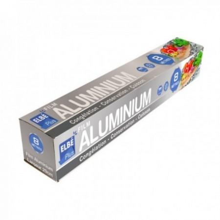 Aluminium ménager en rouleau - Sous étui imprimé (m)