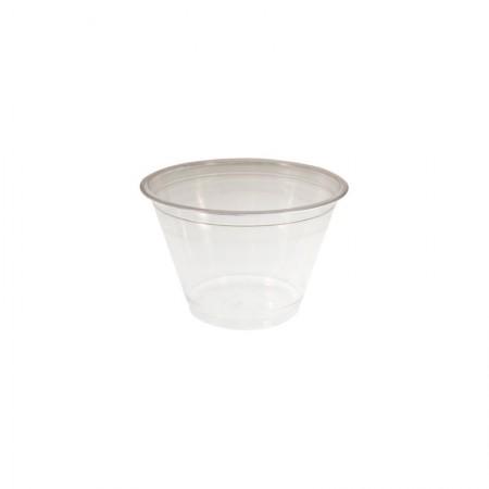 Pots à dessert, couvercle séparé 270 ml