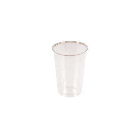 Gobelets plastique transparent 33 cl