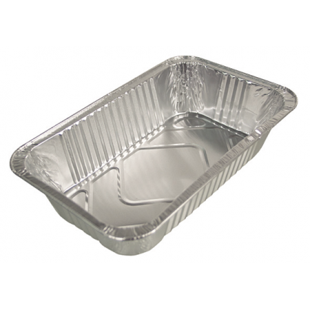 Plats gastronormes aluminium - 263 x 160 x 55 mm