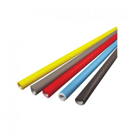 Nappes papier couleur en rouleau (m) Taupe