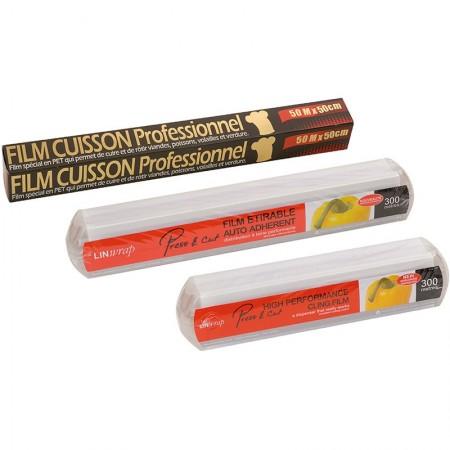 Film de cuisson, 500 mmx50 m
