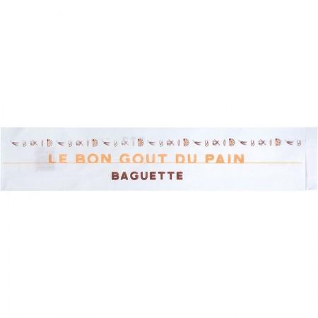 Sacs baguette, 100/20+20x490 mm