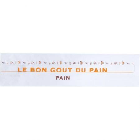 Sacs pain, 120/40+40x490 mm