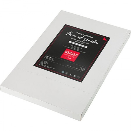 Papier cuisson, 530x325 mm