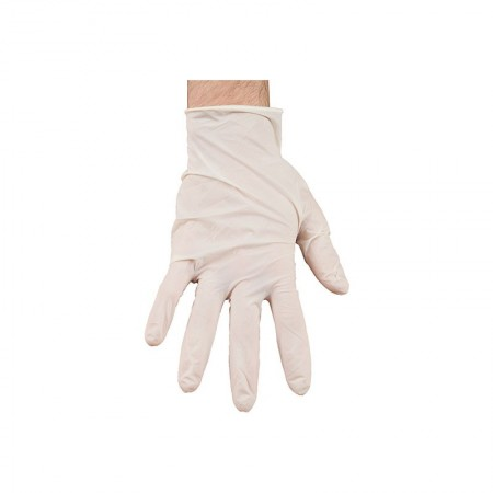 Gants latex, Taille L