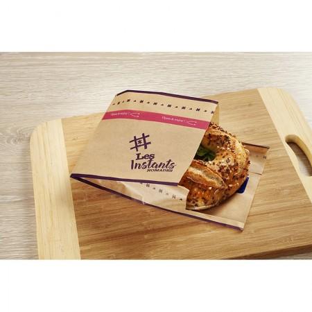 Fresh Food Bag à languette, 150x85/85x165 mm - Taille S