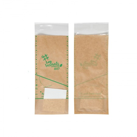 Fresh Food Bag + serviette, 156x350 mm