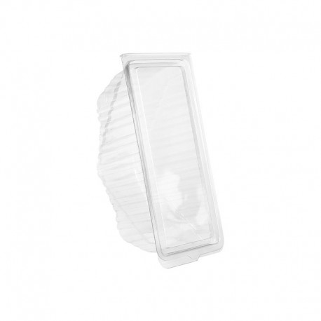 Coques sandwich plastique, L. 186,5xl. 78xh. 87 mm
