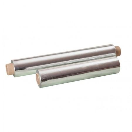Recharge film aluminium, 440 mmx200 m