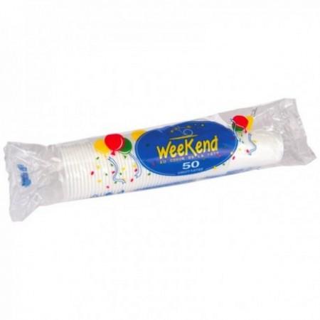 Gobelets plastique blanc 20 cl