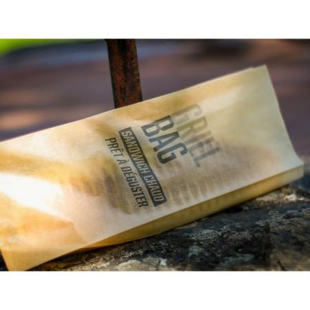 Sacs sandwiches chauds, 170/20+20x200 mm