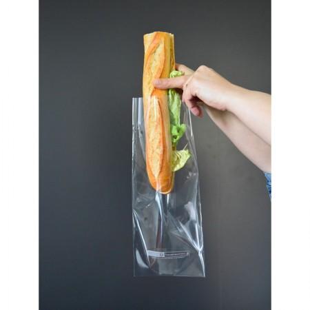 Sacs sandwiches 50µ, 140x350 mm