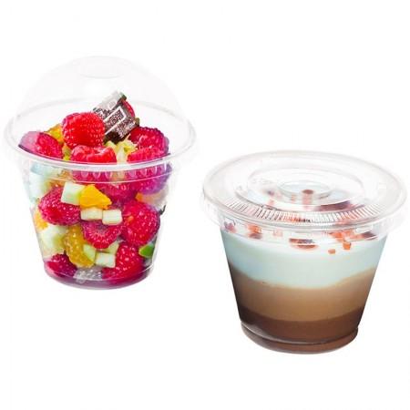 Couvercles dessert/glace Servipack, Ø 96xh. 45 mm