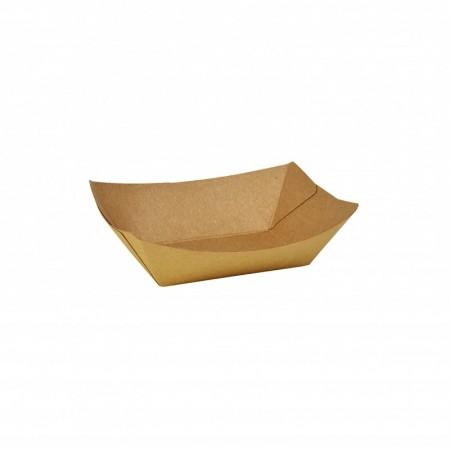 Barquettes bateau Caissipack - L. 135xl.51xh. 36 mm