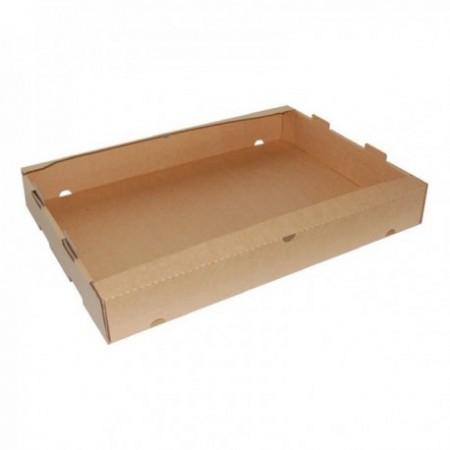 Plateaux de regroupement carton ondulé brun (mm)