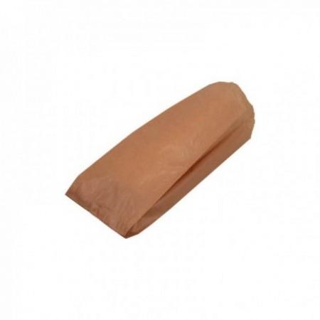 Sacs demi-baguette kraft brun