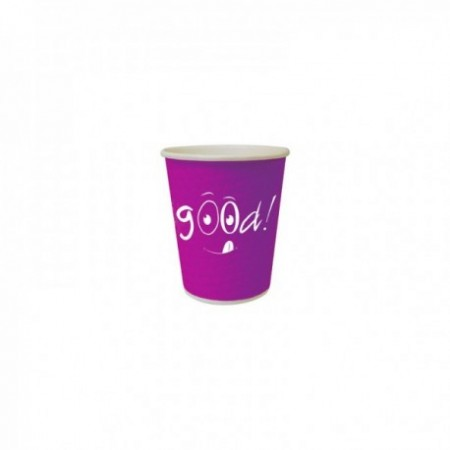 Gobelets carton Good - fibres vierges 35 cl