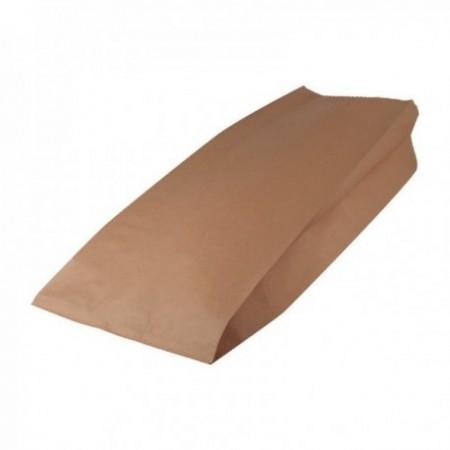 Sacs de regroupement kraft brun semi extensible, emballés sous film
