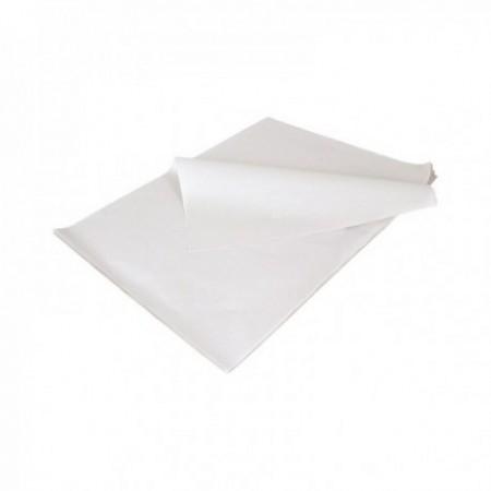 Papier ingraissable blanc