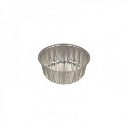 Ramequins ronds aluminium (mm) 80 cc