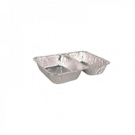 Plats aluminium à compartiments (mm) 1075 cc
