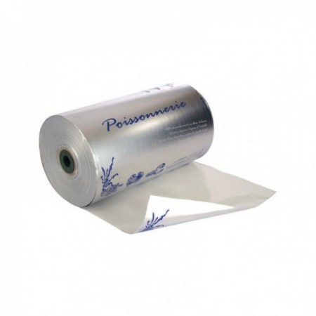 Bobines papier thermoscellable alu