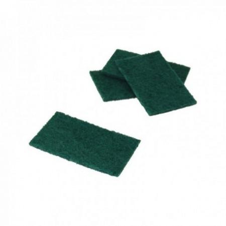 Abrasifs récurrants en tampon (mm) Vert