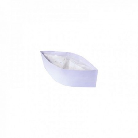 Calots papier blanc avec fond perforé (mm) Blanc